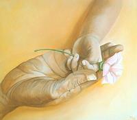 LUR-art--Therese-Lurvink-Gefuehle-Geborgenheit-Diverse-Menschen