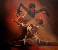 LUR-art/ Therese Lurvink, Ballet III