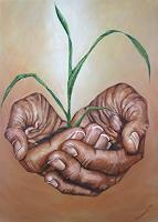 LUR-art--Therese-Lurvink-Diverse-Menschen-Gefuehle-Geborgenheit