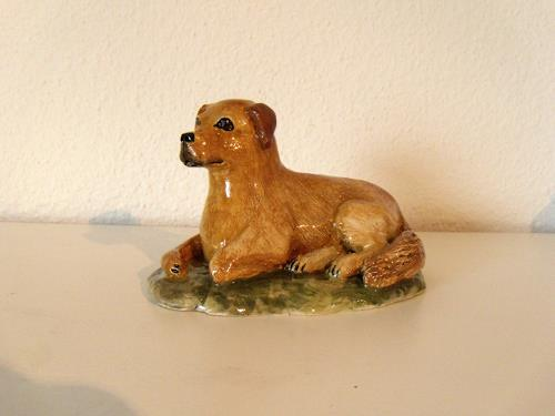 Wunderli Sabine, Keramik Hund, Mythologie, Moderne