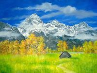 priyadarshi-gautam-Landschaft-Herbst-Natur-Erde-Moderne-Impressionismus