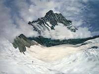 priyadarshi-gautam-Landschaft-Berge-Natur-Erde-Moderne-Impressionismus