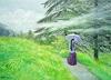 priyadarshi gautam, STROLL ON A MISTY DAY 2