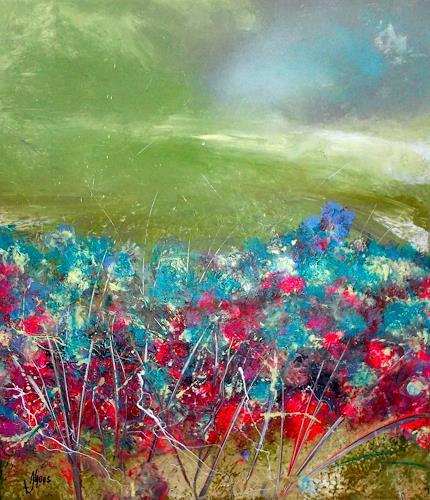 Dustin Haas, Freundschaft, Diverse Landschaften, Abstraktes, Abstrakte Kunst, Abstrakter Expressionismus
