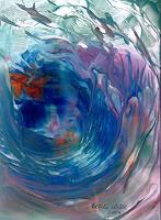 Ulrike-Kroell-Abstraktes-Natur-Wasser-Moderne-Moderne