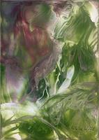 Ulrike-Kroell-Abstraktes-Landschaft-Fruehling-Moderne-Abstrakte-Kunst