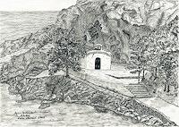 Ulrike-Kroell-Landschaft-See-Meer-Bauten-Kirchen-Gegenwartskunst-Gegenwartskunst