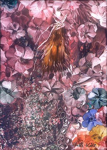 Ulrike Kröll, Blumengebinde, Dekoratives, Pflanzen: Blumen, Romantik