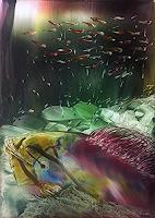 Ulrike-Kroell-Landschaft-See-Meer-Tiere-Wasser-Gegenwartskunst-Gegenwartskunst