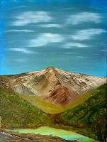 Ulrike-Kroell-Landschaft-Berge-Landschaft-Huegel-Moderne-Naturalismus