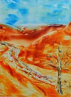Ulrike-Kroell-Landschaft-Tropisch-Natur-Erde-Gegenwartskunst-Land-Art