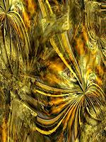 Ulrike-Kroell-Dekoratives-Pflanzen-Blumen-Moderne-Abstrakte-Kunst