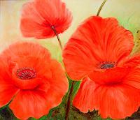 Ulrike-Kroell-Pflanzen-Blumen-Gegenwartskunst-Gegenwartskunst