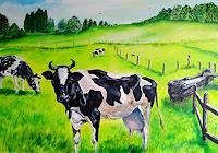 Ulrike-Kroell-Tiere-Land-Natur-Gegenwartskunst-Land-Art