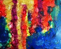 Ulrike-Kroell-Abstraktes-Fantasie-Moderne-Pop-Art