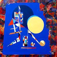 Ulrike-Kroell-Abstraktes-Diverse-Landschaften-Moderne-Abstrakte-Kunst