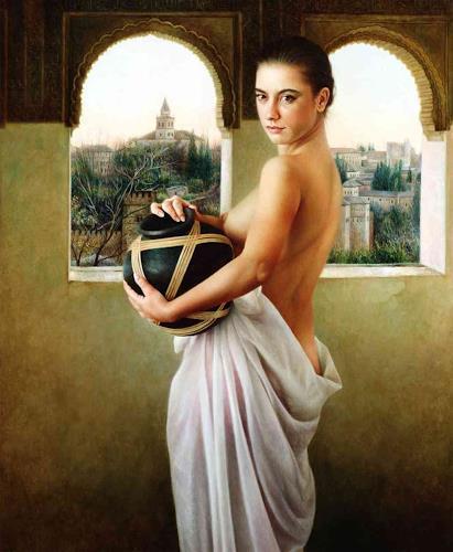 Maria Jose Aguilar, Alhambra, Diverse Weltraum, Realismus