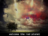 MENSCHEN-WERK, welcome the red planet