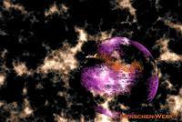 MENSCHEN-WERK-Weltraum-Gestirne