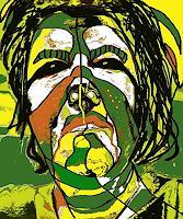 Brigitte-Heck-Menschen-Portraet-Gefuehle-Stolz-Gegenwartskunst-Neo-Expressionismus