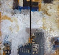 Brigitte-Heck-Symbol-Abstraktes-Moderne-Abstrakte-Kunst-Informel