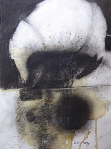 Brigitte Heck, Lichtgedanke, Mythologie, Symbol, Gegenwartskunst