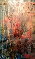 Brigitte-Heck-Abstraktes-Fantasie-Gegenwartskunst-Gegenwartskunst