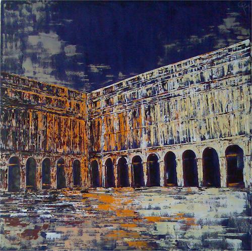 Gemma Aeschlimann, plaça reial, Architektur, Diverse Bauten, Expressionismus