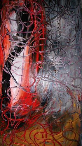 Silke Brandenstein, brainstorming, Abstraktes, Fantasie, Gegenwartskunst