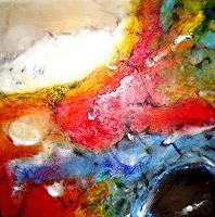 Silke-Brandenstein-Abstraktes-Bewegung