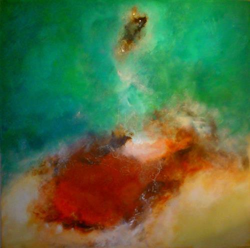 Silke Brandenstein, losgelöst, Bewegung, Abstraktes, Abstrakter Expressionismus, Expressionismus