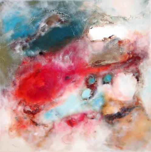 Silke Brandenstein, Mar del sur, Abstraktes, Abstrakter Expressionismus, Expressionismus