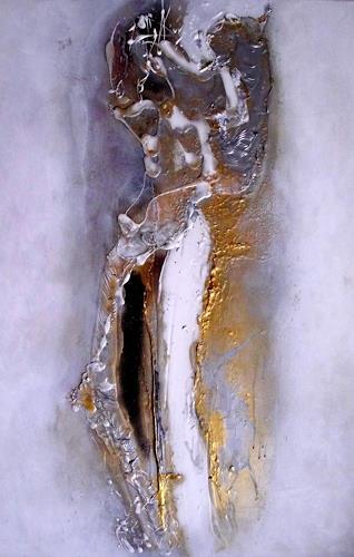 Silke Brandenstein, Alter Ego, Abstraktes, Symbolismus, Expressionismus