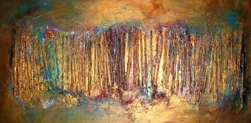 Silke Brandenstein, Geduld, Abstraktes
