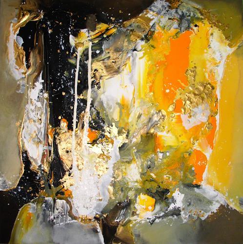 Silke Brandenstein, Sternengold, Fantasie, Expressionismus