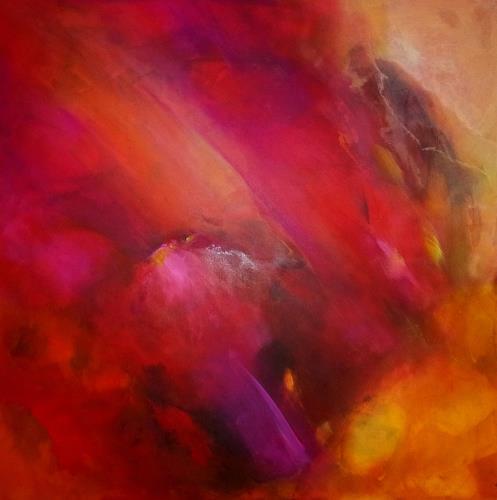 Silke Brandenstein, EWIG, Glauben, Abstrakter Expressionismus