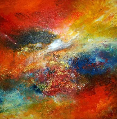 Silke Brandenstein, Sky full of stars, Weltraum, Fantasie