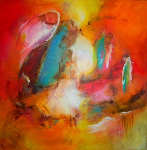 Silke Brandenstein, Jetzt ist es an der Zeit, Glauben, Expressionismus