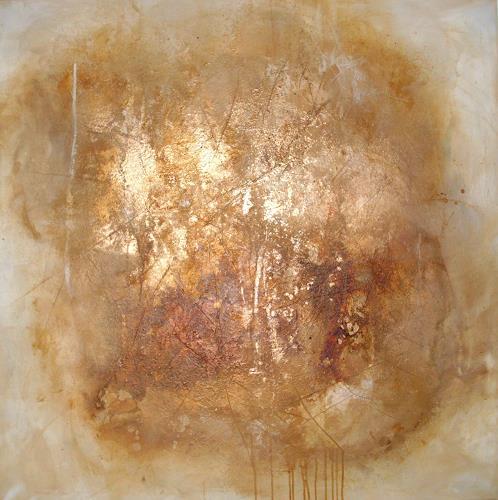 Silke Brandenstein, Den Frieden berühren, Gefühle: Liebe, Glauben, Abstrakte Kunst