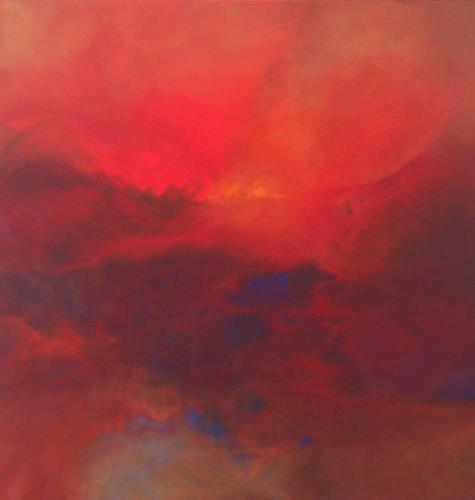 Silke Brandenstein, Das Höchste Geschenk, Glauben, Abstrakter Expressionismus, Expressionismus