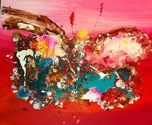 Silke Brandenstein, FLIEG!, Glauben, Symbol, Expressionismus