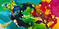 Silke-Brandenstein-Fantasie-Moderne-Expressionismus-Abstrakter-Expressionismus