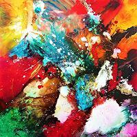 Silke-Brandenstein-Fantasie-Natur-Diverse-Moderne-Expressionismus-Abstrakter-Expressionismus