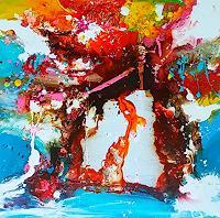 Silke-Brandenstein-Fantasie-Moderne-Expressionismus