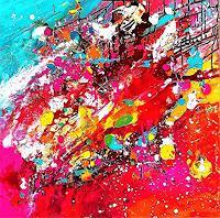 Silke-Brandenstein-Gefuehle-Liebe-Fantasie-Moderne-Expressionismus-Abstrakter-Expressionismus