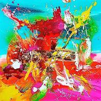 Silke-Brandenstein-Fantasie-Moderne-Abstrakte-Kunst-Action-Painting