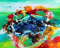 Silke-Brandenstein-Fantasie-Glauben-Moderne-Expressionismus-Abstrakter-Expressionismus