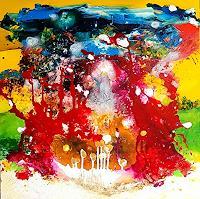 Silke-Brandenstein-Glauben-Natur-Erde-Moderne-Expressionismus-Abstrakter-Expressionismus