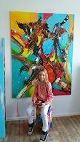 Joy-Silke-Brandenstein-Glauben-Fantasie-Moderne-Expressionismus-Abstrakter-Expressionismus