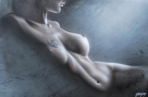 Kostenlose Akt Tattoed Frau Bilder